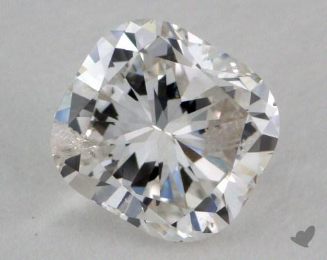 1.00 Carat H-I1 Cushion Cut Diamond