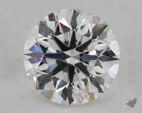0.50 Carat H-I1 Excellent Cut Round Diamond