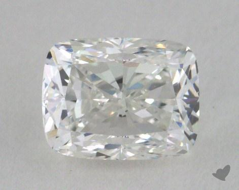 0.95 Carat G-VS1 Cushion Cut  Diamond