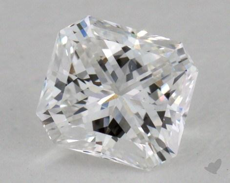 0.48 Carat D-VVS1 Radiant Cut  Diamond