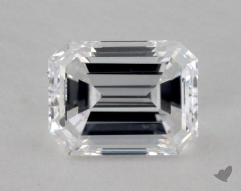 2.02 Carat D-VS1 Emerald Cut Diamond 