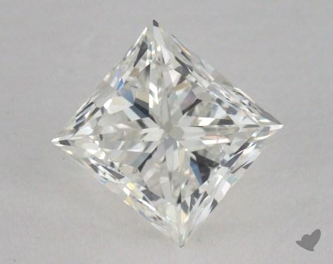 1.70 Carat G-SI1 Princess Cut Diamond