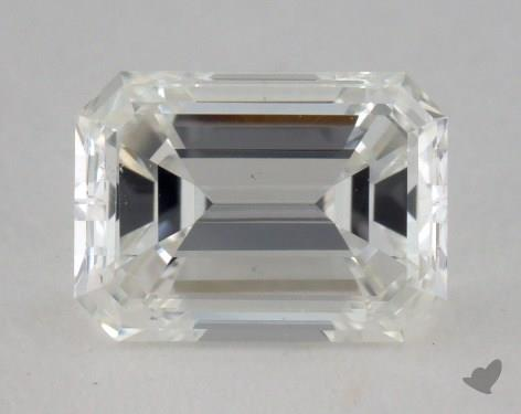 1.02 Carat G-VS2 Emerald Cut Diamond