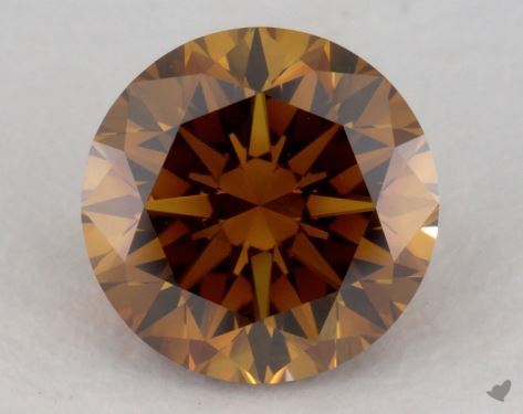 1.56 Carat I-VS1 Ideal Cut Round Diamond