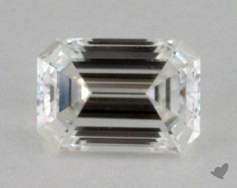 0.52 Carat G-IF Emerald Cut  Diamond