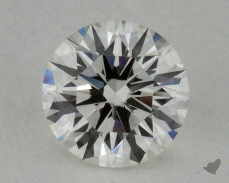 0.54 Carat H-VS1 Excellent Cut Round Diamond