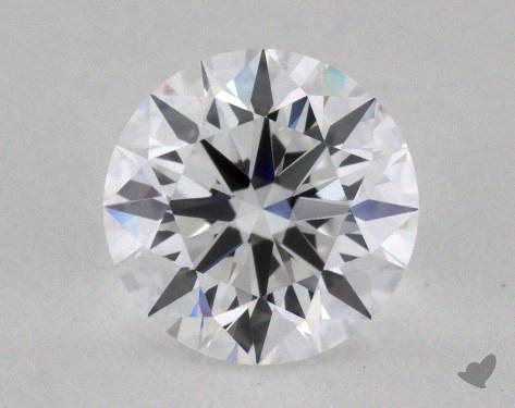 0.78 Carat D-IF Excellent Cut Round Diamond