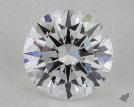 <b>0.31</b> Carat F-SI1 Excellent Cut Round Diamond
