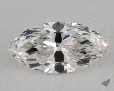 0.30 Carat F-VS1 Marquise Cut Diamond