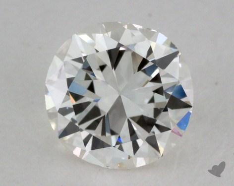 0.70 Carat I-VS2 Good Cut Round Diamond