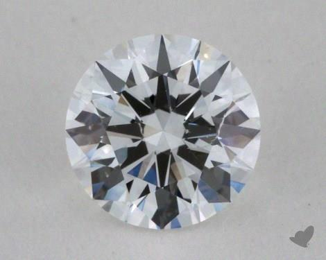 0.50 Carat D-SI1 Excellent Cut Round Diamond