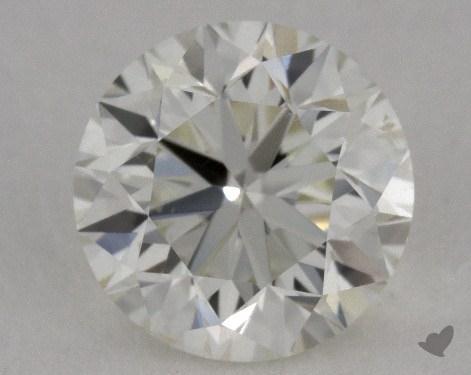 0.70 Carat J-SI1 Good Cut Round Diamond