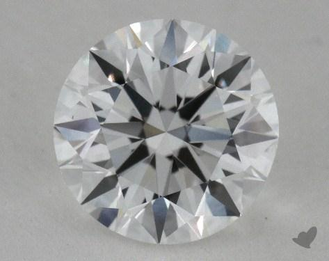 0.92 Carat E-VS2 Very Good Cut Round Diamond