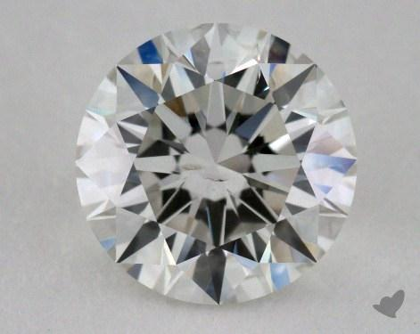 1.20 Carat G-SI2 Excellent Cut Round Diamond
