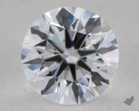 0.80 Carat E-VS1 Excellent Cut Round Diamond
