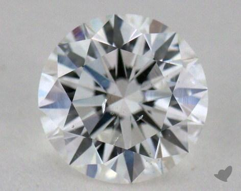 0.90 Carat G-SI2 Excellent Cut Round Diamond