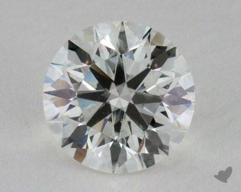 1.33 Carat H-SI2 Excellent Cut Round Diamond 