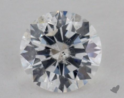 1.31 Carat F-SI2 Excellent Cut Round Diamond