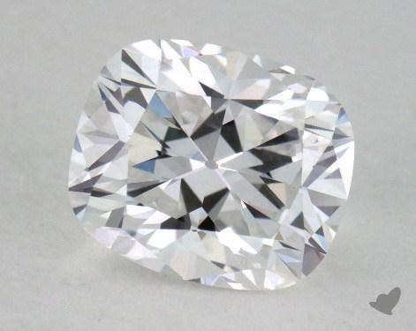 0.86 Carat E-VS1 Cushion Cut Diamond