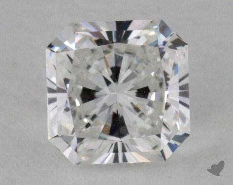 0.81 Carat E-VS1 Radiant Cut Diamond