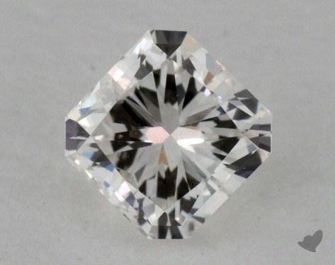 0.63 Carat I-VS2 Radiant Cut Diamond