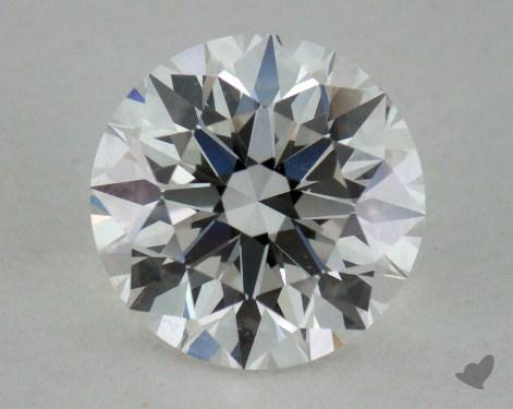 1.01 Carat F-VVS2 Very Good Cut Round Diamond