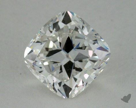 1.72 Carat G-SI1 Cushion Cut Diamond