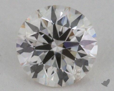 0.50 Carat I-I1 Excellent Cut Round Diamond