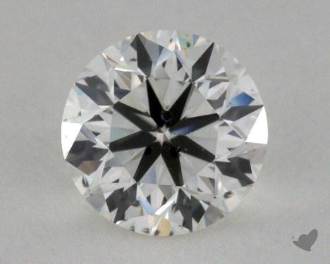 1.02 Carat G-SI2 Good Cut Round Diamond