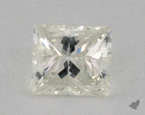 0.70 Carat K-VS2 Very Good Cut Princess Diamond
