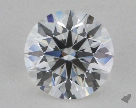 0.70 Carat E-VS2 Excellent Cut Round Diamond