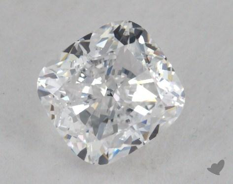 1.66 Carat D-VVS2 Cushion Cut  Diamond
