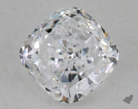 0.76 Carat D-VVS1 Cushion Cut Diamond