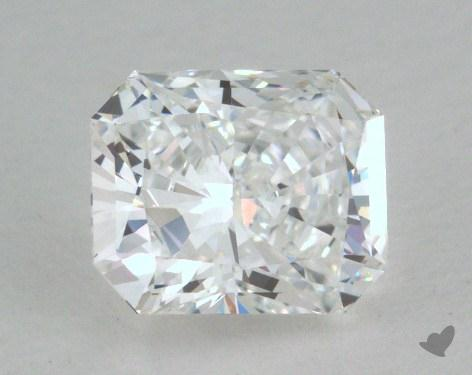 0.78 Carat E-VVS1 Radiant Cut Diamond