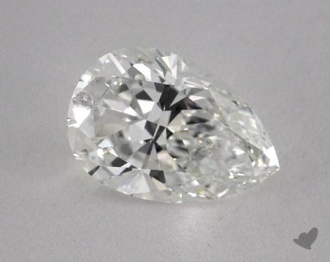 2.15 Carat H-SI2 Pear Shape Diamond