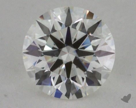 0.60 Carat H-VVS2 True Hearts<sup>TM</sup> Ideal Diamond