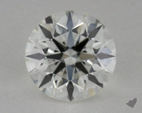0.41 Carat I-VS1 True Hearts<sup>TM</sup> Ideal Diamond