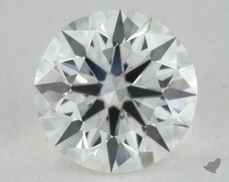 1.14 Carat G-VVS2 True Hearts<sup>TM</sup> Ideal Diamond