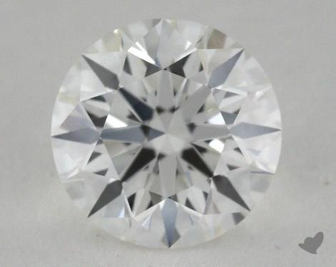 1.10 Carat G-VS1 True Hearts<sup>TM</sup> Ideal Diamond