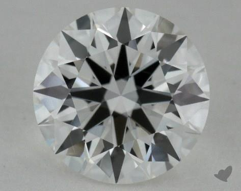 1.09 Carat G-VS1 True Hearts<sup>TM</sup> Ideal Diamond