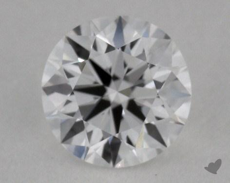 0.43 Carat D-VS1  True Hearts<sup>TM</sup> Ideal  Diamond