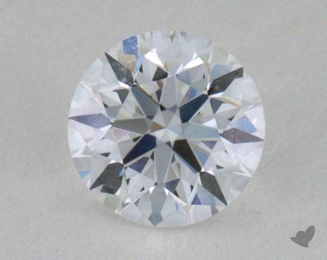 0.35 Carat D-VS2 True Hearts<sup>TM</sup> Ideal Diamond