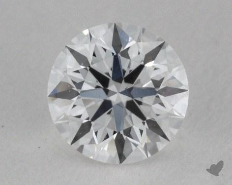 0.35 Carat D-VS1  True Hearts<sup>TM</sup> Ideal  Diamond