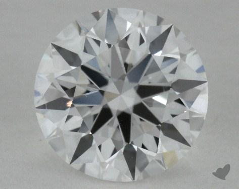 1.06 Carat E-SI1 True Hearts<sup>TM</sup> Ideal Diamond