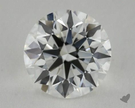 1.74 Carat G-VVS2 True Hearts<sup>TM</sup> Ideal Diamond