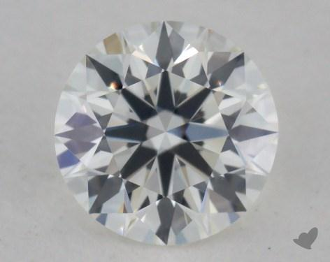 0.32 Carat G-VVS2 True Hearts<sup>TM</sup> Ideal Diamond