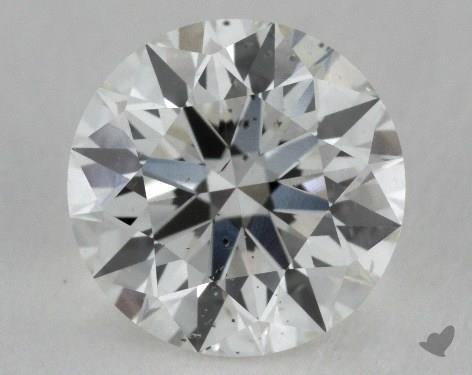 1.03 Carat G-SI2 True Hearts<sup>TM</sup> Ideal Diamond