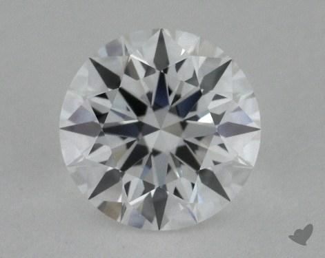 0.76 Carat D-VS1 True Hearts<sup>TM</sup> Ideal Diamond