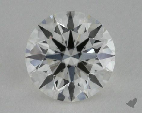 0.84 Carat H-VVS1  True Hearts<sup>TM</sup> Ideal  Diamond