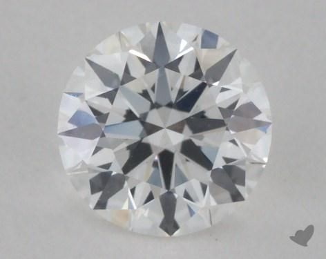 0.70 Carat F-IF True Hearts<sup>TM</sup> Ideal Diamond